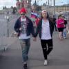 ロシアで男同士が手を繋いで歩いてるとこうなる<隠し撮り映像>ロシア人の反応を検証