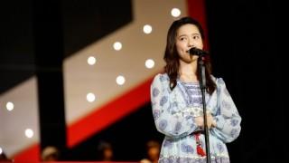 【悲報】ぱるること島崎遥香さん怖い顔になる<GIF・画像>AKB総選挙での一幕