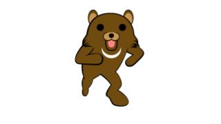 人間のように二足歩行する前脚を失ったクマ<動画とGIF>想像以上に歩いてた( ̄▽ ̄;)ワオッ!!