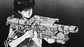 レーザポインタの4万倍 ゴミから作ったレーザーバズーカ砲が凄い ※GIF・動画※