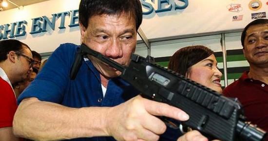 Duterte-gun