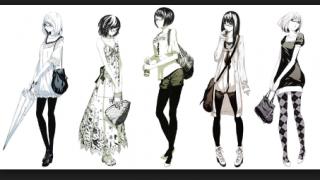 オタクが好む女性ファッション<画像>おまえら何番の服装が好き?
