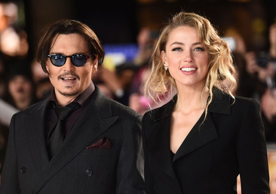 MORTDECAI UK FILM PREMIERE IN LONDON