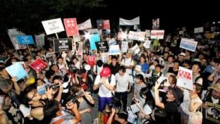 思い通りにならないSEALDsイライラ「国民の半分は馬鹿」「活動の犠牲になった若者たちに仕事ください」