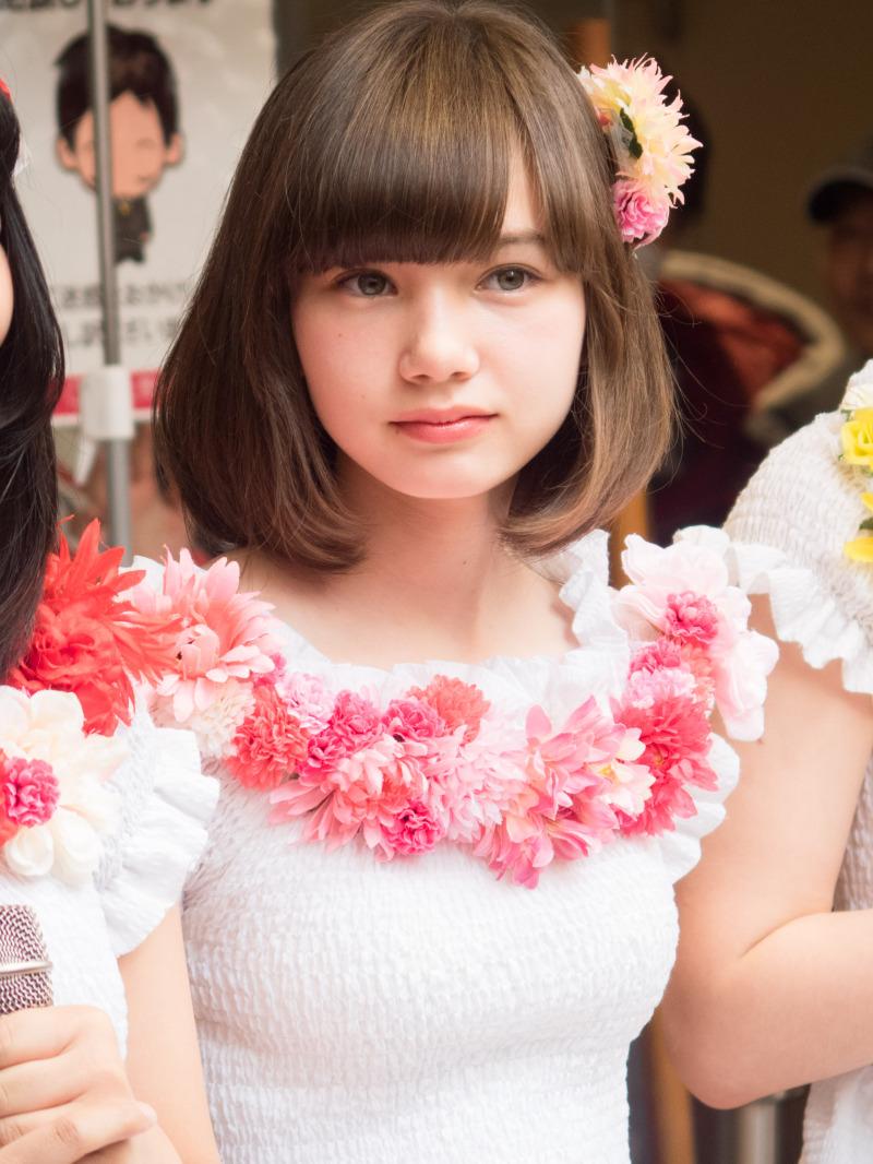 若手美少女モデル!マーシュ彩のかわいい ...