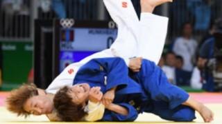 柔道女子48キロ級 近藤亜美が胴メダル<リオ五輪>そしてこのオッパイである