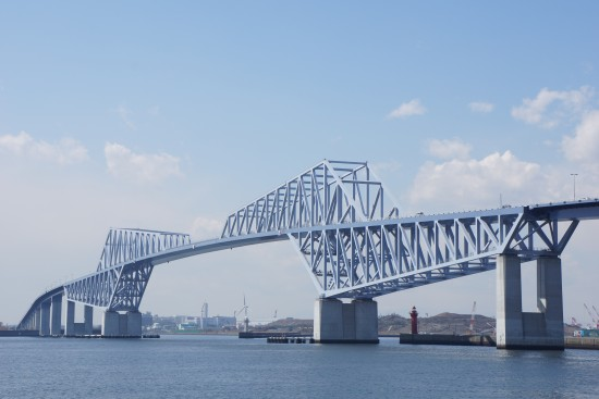 Tokyo Gate Bridge東京ゲートブリッジ