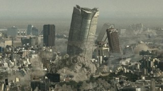 日本が終わる時の絶望感ってこんな感じ 昨夜の東京湾震度7緊急地震速報の誤報スマホ画面