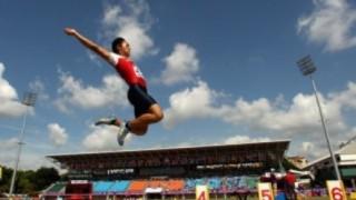 【衝撃】走り幅跳びの日本記録
