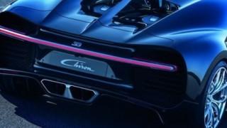 お値段3億円の超高級スポーツカー初公開<画像>ヴェイロン後継車 シロン