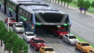 世界が注目 中国の超巨大バス→壮大な詐欺でしたwwwwwwww
