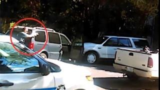 【動画】「彼を撃たないで!」米警察が黒人障害者を射殺 妻の悲痛な叫び 遺族が公開