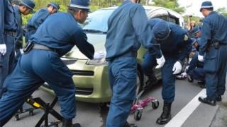 サヨク画報 工事反対派の妨害工作が常軌を逸している件
