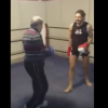 元ボクサー(60歳) VS 現役総合格闘家