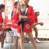 セクシー過ぎるカープ女子あらわる<画像>加藤紗里さんカープ優勝ではっちゃける