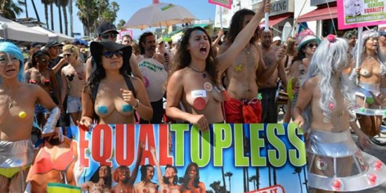 GoTopless-Pride-Parade-in-Venice-Beach-to-mark-9th-annual-GoTopless-Day