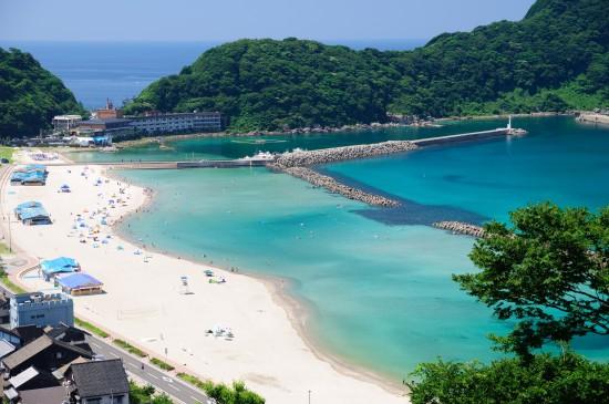 Takeno-hama_Beach_Toyooka_Hyogo