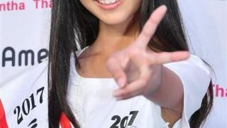 ミス日本に12歳!? 中学1年生の糸瀬七葉ちゃんがグランプリに ⇒ 画像と動画