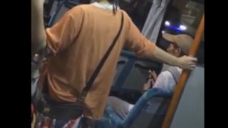 バスで地味な嫌がらせを2年半も続けているオバサンがヤバいwwwwwww