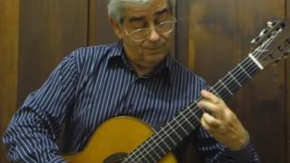 このオジさんのギタープレイが凄すぎるんだけどどうなってんの…クラシックギター超絶技巧神プレイ動画