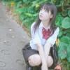 3次元離れした中国コスプレ美少女アイドル小柔SeeUちゃん新作が完全にゲームCGキャラ
