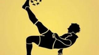 サッカー史上最強の恵体選手 →動画像