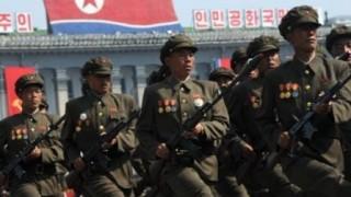 ツイッター女子が惚れる北朝鮮の凛々しい男性兵士<画像>悲しいなぁ・・・