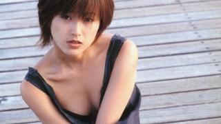 酒井法子さん45歳セクシー水着グラビアのお値段 ※全盛期の水着姿アリ※