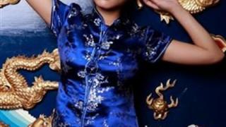 全然わかってない人気モデルの超ミニチャイナ服姿に大バッシング<画像>コレがチャイナドレスの魅力だ!