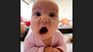【規格外】インド史上最大の赤ちゃん →画像