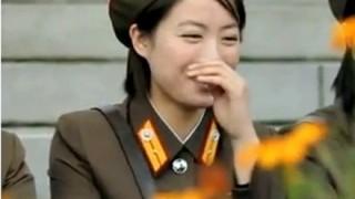 【動画像】可愛い北朝鮮の女兵士みつけたwwwwwwwwwwww