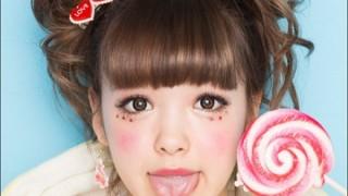藤田ニコルちゃん黒髪バージョンと修正なしのスッピン画像 →「にこるんは可愛いって前から言ってたやん!」