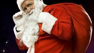 サンタクロースが麻薬密売人の隠れ家を急襲 →動画と画像