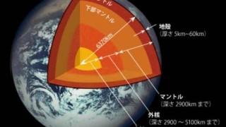 地球の地下1000キロメートルに巨大な海を発見…干上がった場合、生命が絶滅する恐れ(英米研究)