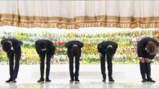キムタク置いて枯れるスマスマ最終回<動画像>中居さん涙も他の4人は目を合わさず