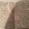 謎の言語の書かれたノート拾ったんだけど誰か解読たのむ・・・