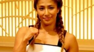 【画像】RIZIN出場する山本美憂さんの体が美しい・・・
