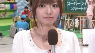 どう見ても紺野あさ美さんの顔が小さすぎる → 画像