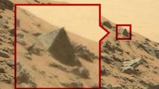 火星で発見された人工物らしき物とか画像まとめ
