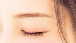 【画像】眉毛タトゥー失敗された中国人女性が可哀想すぎるwwwwww