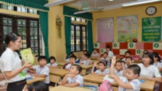 ベトナムの小学校1・2年生の問題 おまえら解ける(´・ω・`)?