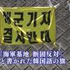 在日韓国人さん「在日が沖縄の運動に参加することは官邸前抗議行動に埼玉県の人が行くのと同じ」