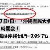 沖縄移設反対派に日当を支払っていた証拠 → 反対派「ヘイト!ヘイト!!」