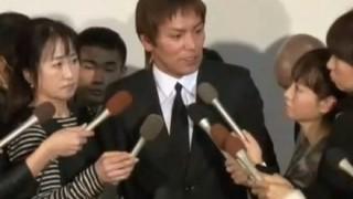 【名言誕生】狩野英孝さんオモシロすぎる謝罪記者会見 動画と画像【淫行疑惑】