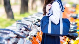 JK「帰ろうとして自転車みたら何コレ」→ 結果