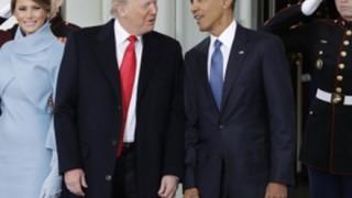 オバマ大統領の思い出と残した実績…米大統領トランプ氏就任式