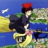 宮崎駿の描いた魔女宅キキのスクール水着姿がヤバいwwwww