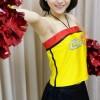 【放送事故】女子アナが亀頭を手コキ シコシコ映像がテレビ放映される → GIF画像