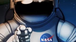 火星から見た月と地球の画像をNASAが公開 地球が美しすぎる……