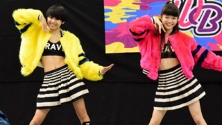 【期待のザ・沖縄娘】現役女子高生ダンスボーカルユニット「WB」画像・動画まとめ 初々しくていいね(・ω・。)